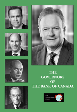 Governors of the Bank of Canda