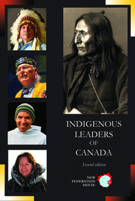 Indigenous Leaders of Canada 2nd ed cover