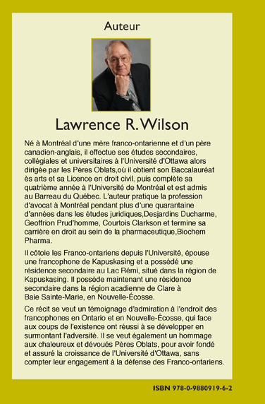 Lawrence Wilson