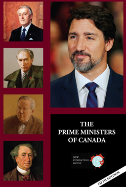 Prime Ministers of Canada th ed cover
