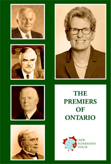 Premiers of Ontario cover
