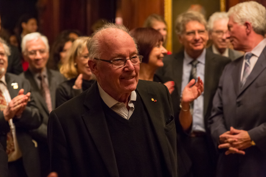 L'honorable Bernard Landry